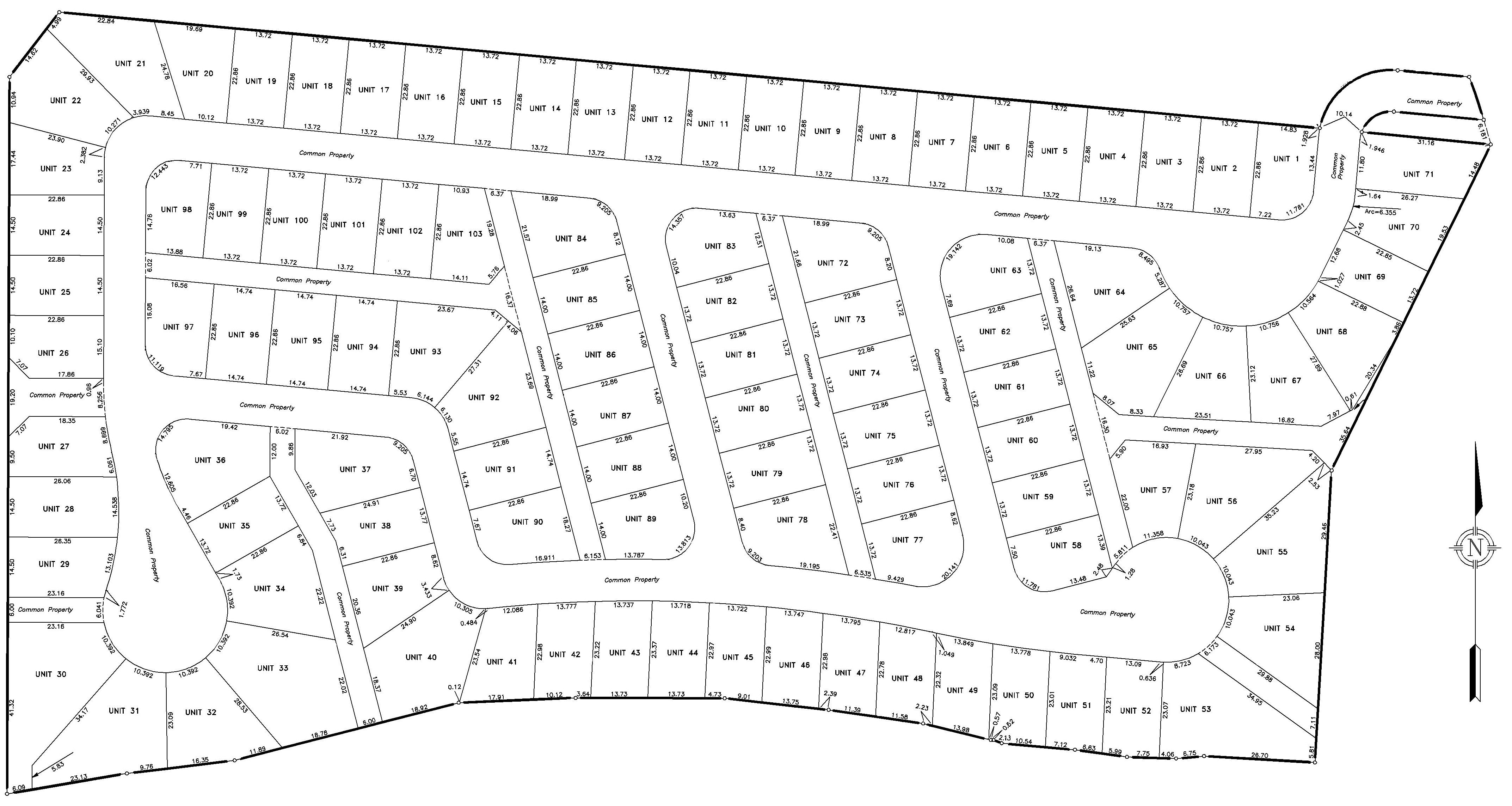 Site Lot Plans Gleniffer Lake Resort And Country Club
